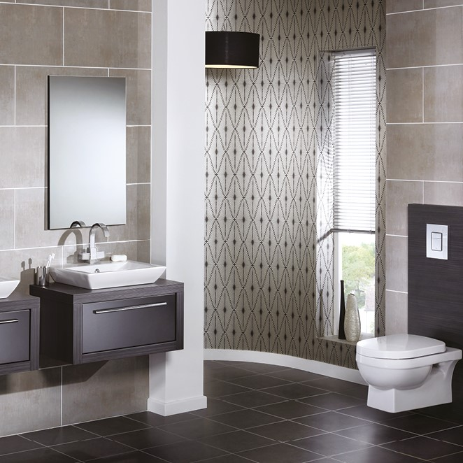 Utopia i-Line Bathroom Furniture