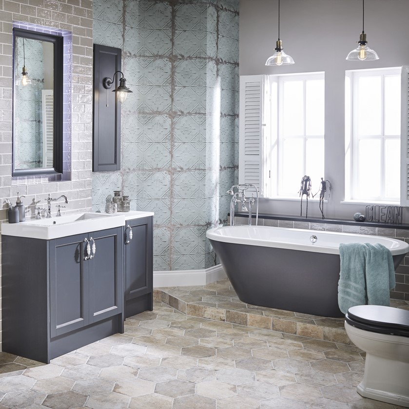 Utopia Roseberry Bathroom Furniture