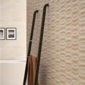 Brantano Beige Mosaic Decor Ceramic Tile 25x50cm