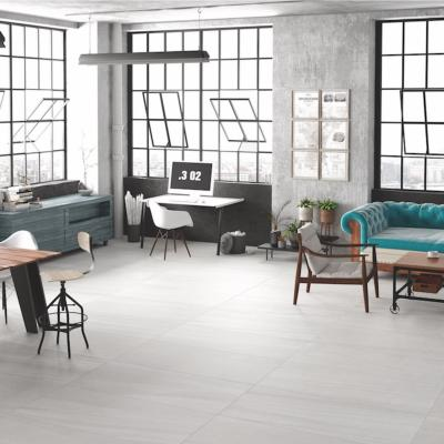 Grande Burlington White XL Porcelain Tile 60x120cm