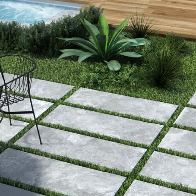 Rock Ardesie Grey Outdoor Tile 40x120cm