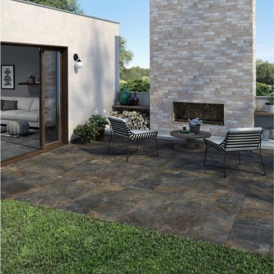Rock Ardesie Multicolour Outdoor Tile 40x120cm