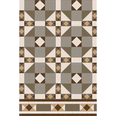 Original Style Victorian Colchester Pattern