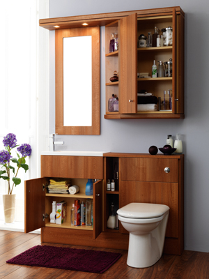 Calypso Bathroom Furniture