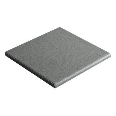 Dorset Rounded Edge (RE) Dark Grey Quarry Tile 15x15cm