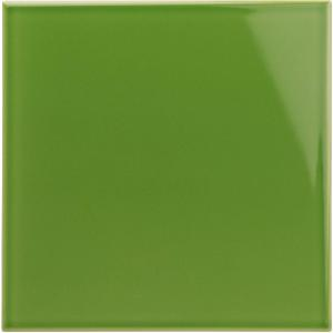 Original Style Artworks Field Tile Pavilion Green Gloss 152x152mm