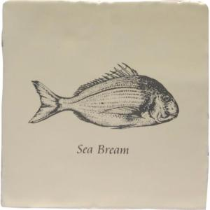 Original Style Winchester Sea Bream Tile