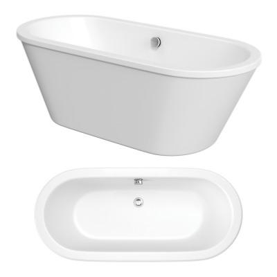 Trojan Savoy Double Ended Bath