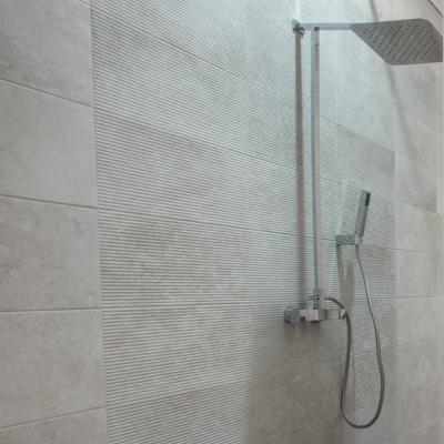 Chambord Grey Concept Decor Tile 25x50cm
