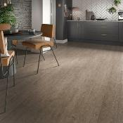 ClickLux Click-Fit Luxury Vinyl Tiles Weathered Ash 178x1219mm