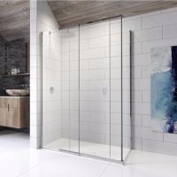 Kudos Pinnacle8 Sliding Door for Corner 1000mm