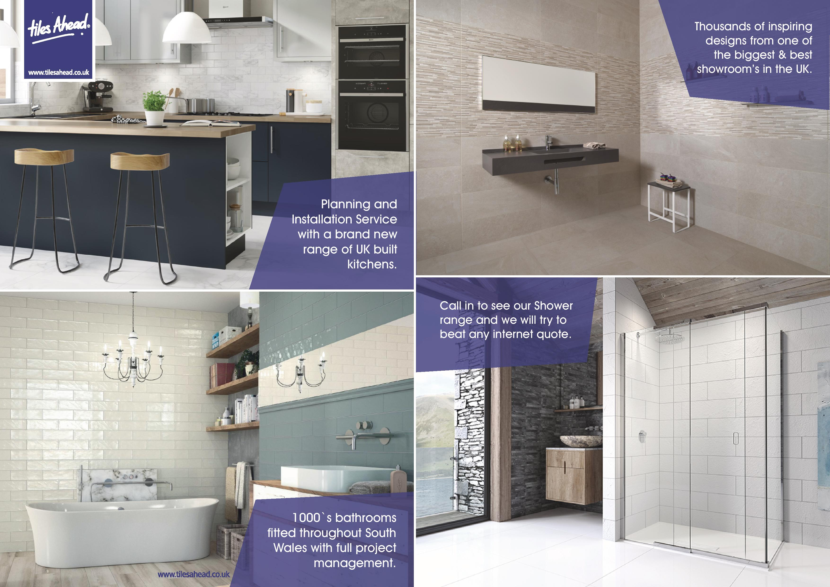 Brand new kitchen ranges, thousands of tiles, bathroom fitting service, beat all online prices