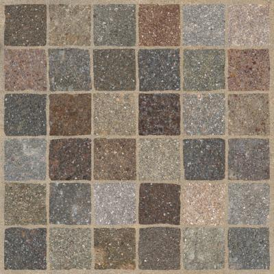 Cobblestone Bruno Lineare Outdoor Tile 60.5x60.5cm