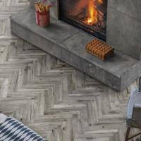 Rondine Living Tortora Wall and Floor Tile 7.5x45cm