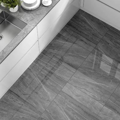 Grande Vermont Dark Grey XL Polished Porcelain Tile 80x80cm