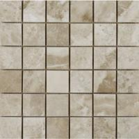 Verona Imperial Light Polished Marble Mosaic 30.5x30.5cm