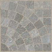 Coblestone Griege Arc Outdoor Tile 60.5x60.5cm