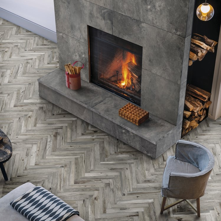 Living Wood Effect Tiles