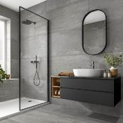 Grande Manhattan Grey XL Porcelain Tile 60x120cm