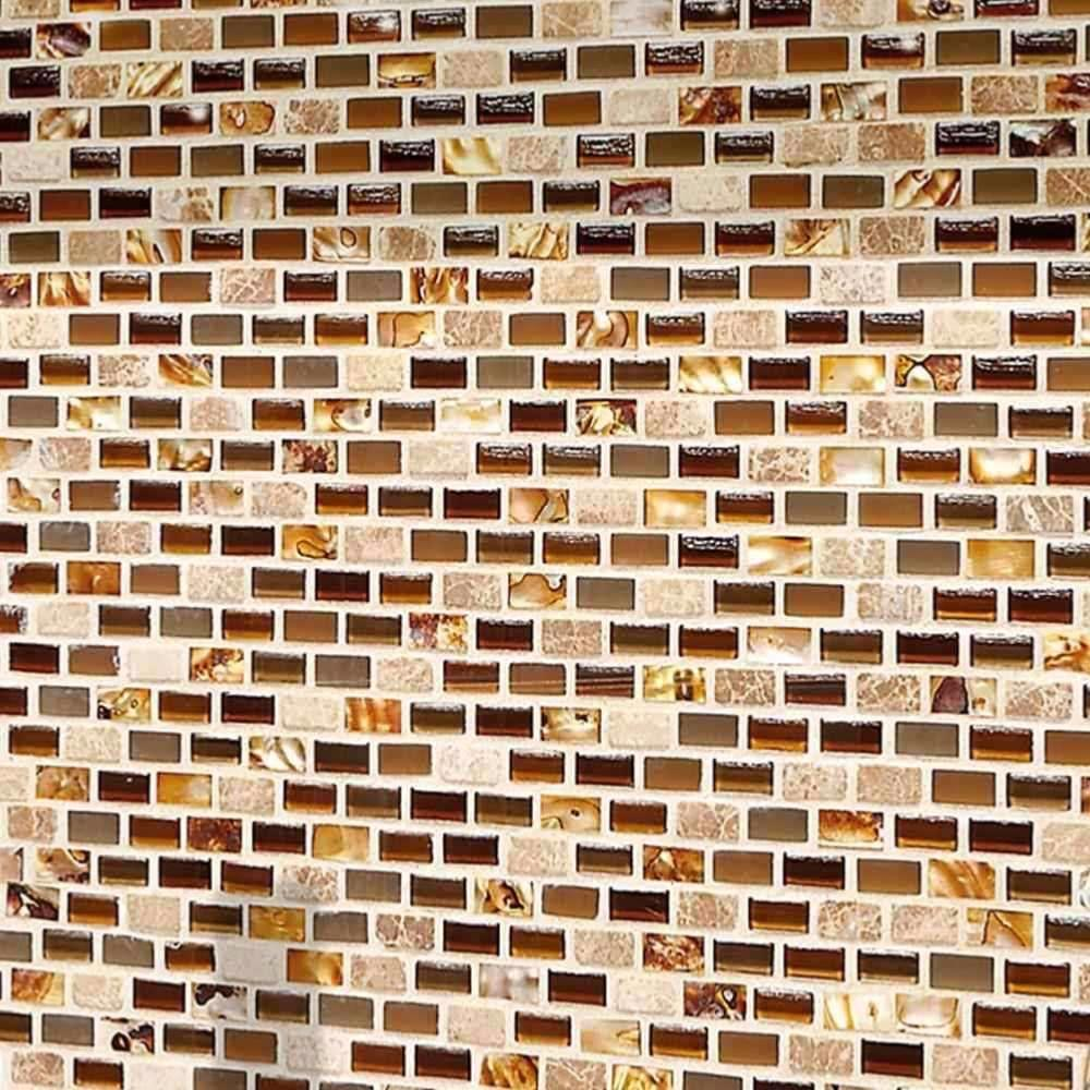 Dahli Beige Brick Wall And Floor Mosaic 28 6x28 6cm