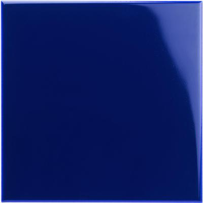 Original Style Artworks Field Tile Royal Blue Gloss 15.2x15.2cm