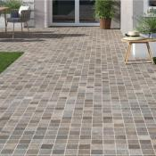 Coblestone Bruno Linear Outdoor Tile 60.5x60.5cm