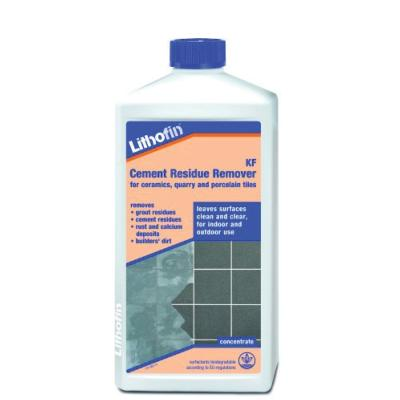 Lithofin KF Cement Residue Remover 1L