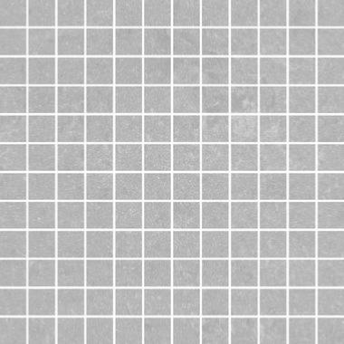 Louna Grey Mosaics Unpolished 2.5x2.5cm/ 30x30cm