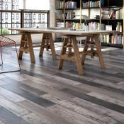 Yurtbay Samba Wood Effect Porcelain Tile 15x90cm