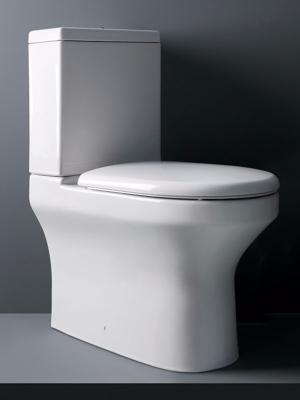 Calypso Charlotte Close Coupled WC with Soft Close Seat