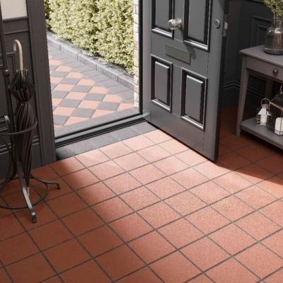 Red Quarry Tile Wall & Floor 200x200mm