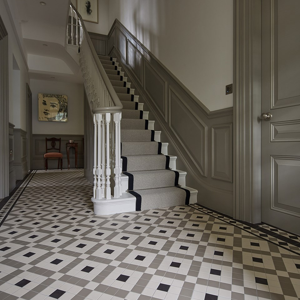 Original style victorian floor tiles gallery tiles ahead original style bespoke victorian floor tiles dailygadgetfo Choice Image