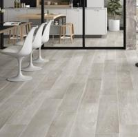 Silver Oak Grey Wood Effect Porcelain 23x120cm