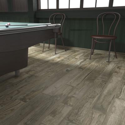 Salvage Musk Aged Wood Effect Porcelain Tile 15x100cm