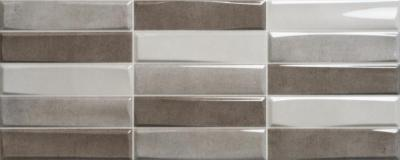 Original Style Tileworks Madison White Mix Gloss Wall Tile 500x200mm
