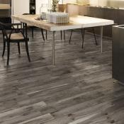 Rondine Living Cenere Wood Effect Porcelain Tile 7.5x45cm