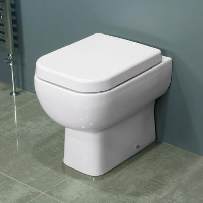 RAK Series 600 Back To Wall WC