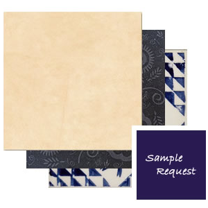 Tiles Ahead sample postage